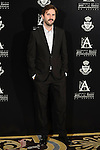 Julian Lopez attends to the photocall during the delivery of the Golden Medal of the Spanish Cinema Academic to Santiago Segura at Ritz Hotel in Madrid. November 18, Spain. 2016. (ALTERPHOTOS/BorjaB.Hojas)