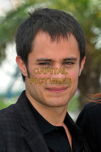 "GAEL GARCIA BERNAL.""Blindness"" photocall for a film by Brazilian director Fernando Meirellesat the 61st Cannes International  Film Festival, Cannes, France..14th May 2008 .portrait headshot moustache mustache facial hair .CAP/PL.© Phil Loftus/Capital Pictures"