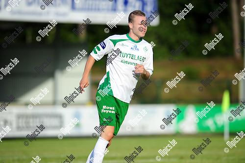 2014-07-02 / Voetbal / seizoen 2014-2015 / Dessel Sport / Andrew Petersen<br /><br />Foto: mpics.be