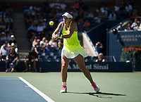 ANA KONJUH (CRO)<br /> <br /> TENNIS - THE US OPEN - FLUSHING MEADOWS - NEW YORK - ATP - WTA - ITF - GRAND SLAM - OPEN - NEW YORK - USA - 2016  <br /> <br /> <br /> <br /> &copy; TENNIS PHOTO NETWORK
