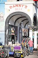 Danny's Eatery in Downtown Venice Beach California