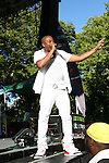 Raheem DeVaughn WBLS 5th Annual R&B Fest at Central Park SummerStage, NY