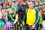 David Clifford, Kerry after the Football All-Ireland Senior Championship Quarter-Final Group 2 Phase 3 match between Kerry and Meath at Páirc Tailteann, Navan on Saturday.