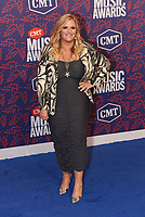 NASHVILLE, TENNESSEE - JUNE 05: Trisha Yearwood attends the 2019 CMT Music Awards at Bridgestone Arena on June 05, 2019 in Nashville, Tennessee. <br /> CAP/MPI/IS/NC<br /> ©NC/IS/MPI/Capital Pictures