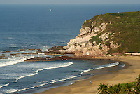 Playa Bruja or Witch's Beach and Cerritos Point, Nuevo  Mazatlan, Sinaloa, Mexico