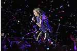 Indio, Ca- Madonna performing Sunday at Coachella Valley Music and Arts Festival, April 30 2006. Madonna's' first-ever festival appearance.