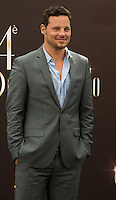 Justin Chambers attends Photocall - 54th Monte-Carlo TV Festival - Monaco