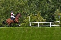 BEL-Bruno Goyens De Heusch (MITRAS EMINEM) 2012 GBR-Longines HIckstead Royal International Horse Show (Thursday) EVENTERS GRAND PRIX: FINAL-18TH