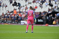 Ederson during West Ham United vs Manchester City, Premier League Football at The London Stadium on 10th August 2019