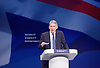 Conservative Party Conference<br /> Manchester, Great Britain <br /> 4th October 2015 <br /> Day 1<br /> <br /> The Rt Hon Philip Hammond MP<br /> Foreign Secretary <br /> <br /> <br /> Photograph by Elliott Franks <br /> Image licensed to Elliott Franks Photography Services