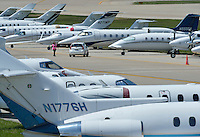 Louisville Regional Airport Authority, Standiford Field Airport and Bowman Field  during Derby time