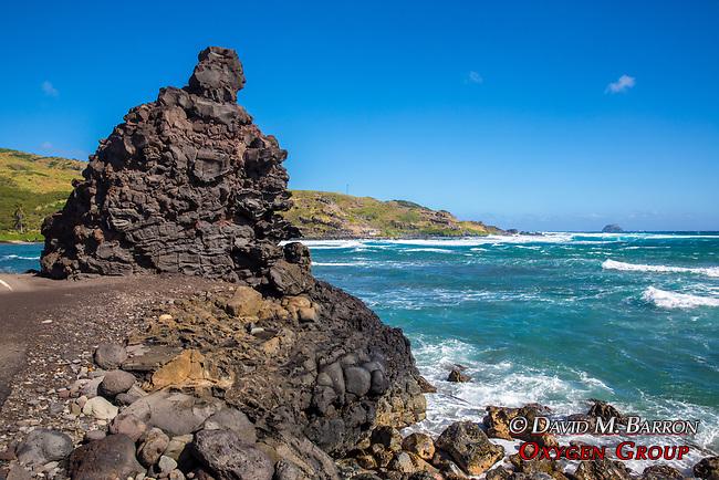 Molokai Coastal View