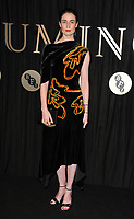 Erin O'Connor at the Luminous BFI gala dinner &amp; auction, The Guildhall, Gresham Street, London, England, UK, on Tuesday 03 October 2017.<br /> CAP/CAN<br /> &copy;CAN/Capital Pictures