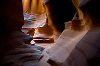 Antelope Canyon X is located within the same Antelope Canyon as the iconic Upper Antelope Canyon and Lower Antelope Canyon.  Antelope Canyon X is named after the X's carved into the Navajo Sandstone created by millions of years of rainfall and wind.