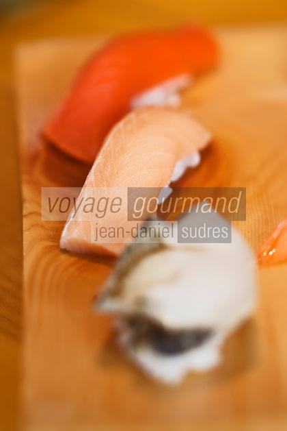 Europe/France/Bretagne/29/Finistère/Brest:Sushis du  Restaurant : Hinoki,