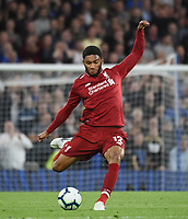 Joe Gomez of Liverpool <br /> 29-09-2018 Premier League <br /> Chelsea - Liverpool<br /> Foto PHC Images / Panoramic / Insidefoto <br /> ITALY ONLY