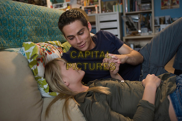 BRITT ROBERTSON & DYLAN O'BRIEN.in The First Time (2012).*Filmstill - Editorial Use Only*.CAP/FB.Supplied by Capital Pictures.