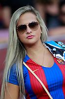FC Barcelona's supporter during Joan Gamper Trophy. August 7,2017. (ALTERPHOTOS/Acero) /NortePhoto.com