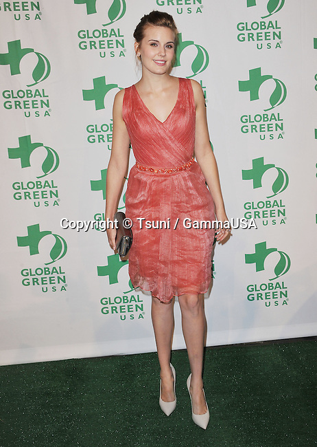 Maggie Grace   at Global Green 9th Ann. Pre Oscar Party at the Avalon in Los Angeles.