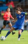 Patrizia Panico, QF, Germany-Italy, Women's EURO 2009 in Finland, 09042009, Lahti Stadium.