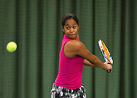 March 13, 2015, Netherlands, Rotterdam, TC Victoria, NOJK, Zawadi Fulani (NED)<br /> Photo: Tennisimages/Henk Koster