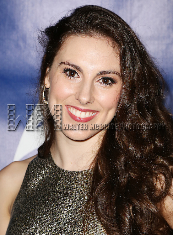 Tiler Peck attends the 2015 Drama Desk Awards at Town Hall on May 31, 2015 in New York City.