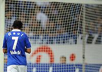 FUSSBALL   1. BUNDESLIGA   SAISON 2011/2012    11. SPIELTAG FC Schalke 04 - 1899 Hoffenheim                            29.10.2011 RAUL (Schalke)