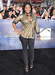 Shar Jackson attends The world premiere of Summit Entertainment's THE TWILIGHT SAGA: BREAKING DAWN -PART 2 held at  Nokia Theater at L.A. Live in Los Angeles, California on November 12,2012                                                                               © 2012 DVS / Hollywood Press Agency