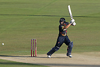 Joe Denly hits 4 runs for Kent during Kent Spitfires vs Essex Eagles, Vitality Blast T20 Cricket at the St Lawrence Ground on 2nd August 2018