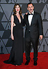 12.11.2017; Hollywood, USA: ADAM AND JACKIE SANDLER<br /> attend the Academy&rsquo;s 2017 Annual Governors Awards in The Ray Dolby Ballroom at Hollywood &amp; Highland Center, Hollywood<br /> Mandatory Photo Credit: &copy;AMPAS/Newspix International<br /> <br /> IMMEDIATE CONFIRMATION OF USAGE REQUIRED:<br /> Newspix International, 31 Chinnery Hill, Bishop's Stortford, ENGLAND CM23 3PS<br /> Tel:+441279 324672  ; Fax: +441279656877<br /> Mobile:  07775681153<br /> e-mail: info@newspixinternational.co.uk<br /> Usage Implies Acceptance of Our Terms &amp; Conditions<br /> Please refer to usage terms. All Fees Payable To Newspix International