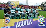 La Equidad igualó 3-3 ante América. Fecha 13 Liga Águila II-2019.