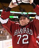 Phil Zielonka (Harvard - 72) - The Harvard University Crimson defeated the Boston University Terriers 6-3 (EN) to win the 2017 Beanpot on Monday, February 13, 2017, at TD Garden in Boston, Massachusetts.