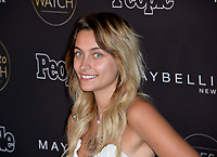 Paris Jackson at the 2017 People's &quot;Ones To Watch&quot; event at NeueHouse Hollywood, Los Angeles, USA 04 Oct. 2017<br /> Picture: Paul Smith/Featureflash/SilverHub 0208 004 5359 sales@silverhubmedia.com