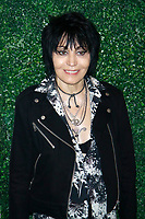 NEW YORK, NY - OCTOBER 4: Joan Jett at the  2018 Farm Sanctuary On the Hudson Gala honoring Carol Leifer, Tracye McQuirter and Dr. Kristi Funk in New York City on October 4, 2018. <br /> CAP/MPI99<br /> &copy;MPI99/Capital Pictures