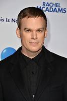 Michael C. Hall  at the premiere for &quot;Game Night&quot; at the TCL Chinese Theatre, Los Angeles, USA 21 Feb. 2018<br /> Picture: Paul Smith/Featureflash/SilverHub 0208 004 5359 sales@silverhubmedia.com