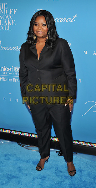 New York, NY: November 30: Octavia Spencer attends the 12th Annual UNICEF Snowflake Ball at Cipriani Wall Street on November 29, 2016 in New York City. <br /> CAP/MPI/PAL<br /> &copy;PAL/MPI/Capital Pictures