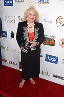 LOS ANGELES - FEB 4:  Carol Connors at the 3rd Annual Roger Neal Style Hollywood Oscar Viewing Dinner at the Hollywood Museum on February 4, 2018 in Los Angeles, CA
