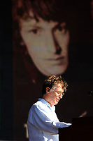 LONDON, ENGLAND - JULY 8: Steve Winwood performing at British Summer Time, Hyde Park on July 8, 2018 in London, England.<br /> CAP/MAR<br /> &copy;MAR/Capital Pictures