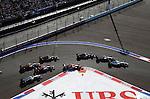 Valtteri Bottas (FIN), Williams F1 Team - Jenson Button (GBR),  McLaren F1 Team  - Daniil Kvyat (RUS) Scuderia Toro Rosso - Fernando Alonso (ESP),  Scuderia Ferrari - Sebastian Vettel (GER), Red Bull Racing<br /> for the complete Middle East, Austria & Germany Media usage only!<br />  Foto © nph / Mathis