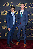 NEW YORK CITY - MAY 8: Ben Valema and Whit Albohm attend the Sports Emmy Awards at Jazz at Lincoln Center's Frederick P. Rose Hall in Manhattan on May 08, 2018 in New York City. (Photo by Anthony Behar/FX/PictureGroup)