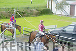 Second Gear, winner of the Dr. Arthur Spring Maiden Race ridden by John Halley at  the North Kerry Harriers Point to Point at Ballybeggan Tralee on Saturday