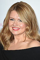 Sian Gibson<br /> in the winners room at the 2016 BAFTA TV Awards, Royal Festival Hall, London<br /> <br /> <br /> &copy;Ash Knotek  D3115 8/05/2016
