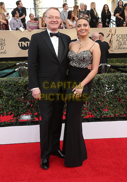 29 January 2017 - Los Angeles, California - Allegra Riggio, Jared Harris. 23rd Annual Screen Actors Guild Awards held at The Shrine Expo Hall. <br /> CAP/ADM/FS<br /> &copy;FS/ADM/Capital Pictures