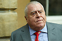 Albert Roux OBE and Legion of Honneur,World famous Chef at Christ Church College in Oxford for The Oxford Literary Festival.  Credit Geraint Lewis
