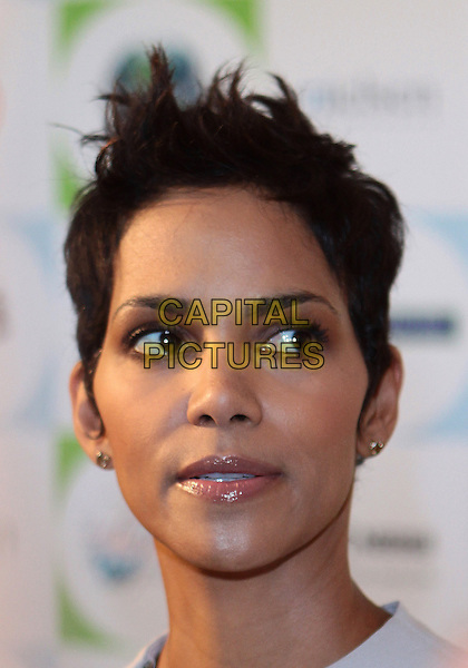HALLE BERRY.2010 Jenesse Silver Rose  Gala & Auction held at The Beverly Hills Hotel, Beverly Hills, California, USA..April 18th, 2010.headshot portrait  .CAP/ADM/TC.©T. Conrad/AdMedia/Capital Pictures.
