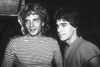 Rex Smith and Robby Benson 1981<br /> Photo By Adam Scull/PHOTOlink.net /MediaPunch