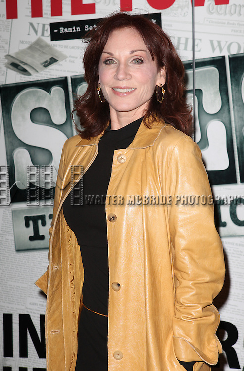 Marilu Henner.attending the Broadway Opening Night Performance of.'Newsies - The Musical' at the Nederlander Theatre in NewYork City on 3/29/2012 © Walter McBride / WM Photography