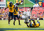 16FTB at West Virginia 1268<br /> <br /> 16FTB at West Virginia<br /> <br /> BYU Football vs West Virginia at FedEx Field in Landover, Maryland.<br /> <br /> BYU-32<br /> WVU-35<br /> <br /> September 24, 2016<br /> <br /> Photo by Jaren Wilkey/BYU<br /> <br /> &copy; BYU PHOTO 2016<br /> All Rights Reserved<br /> photo@byu.edu  (801)422-7322