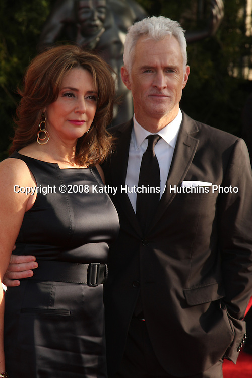 John Slattery. arriving at the Screen Actors Guild Awards, at the Shrine Auditorium in Los Angeles, CA on .January 25, 2009.©2008 Kathy Hutchins / Hutchins Photo..