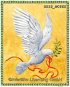 Ingrid, HOLY FAMILIES, HEILIGE FAMILIE, SAGRADA FAMÍLIA,pigeon,peace.dove, paintings+++++,USISMC66S,#xr#